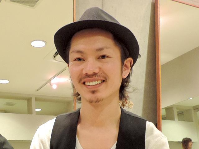 美容室アレン(aRen) 松田 武記 店長