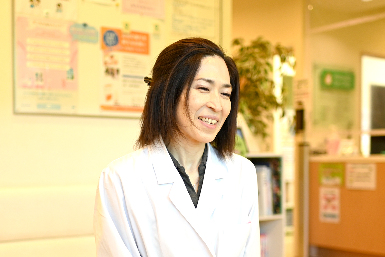 濱田 麻美 院長