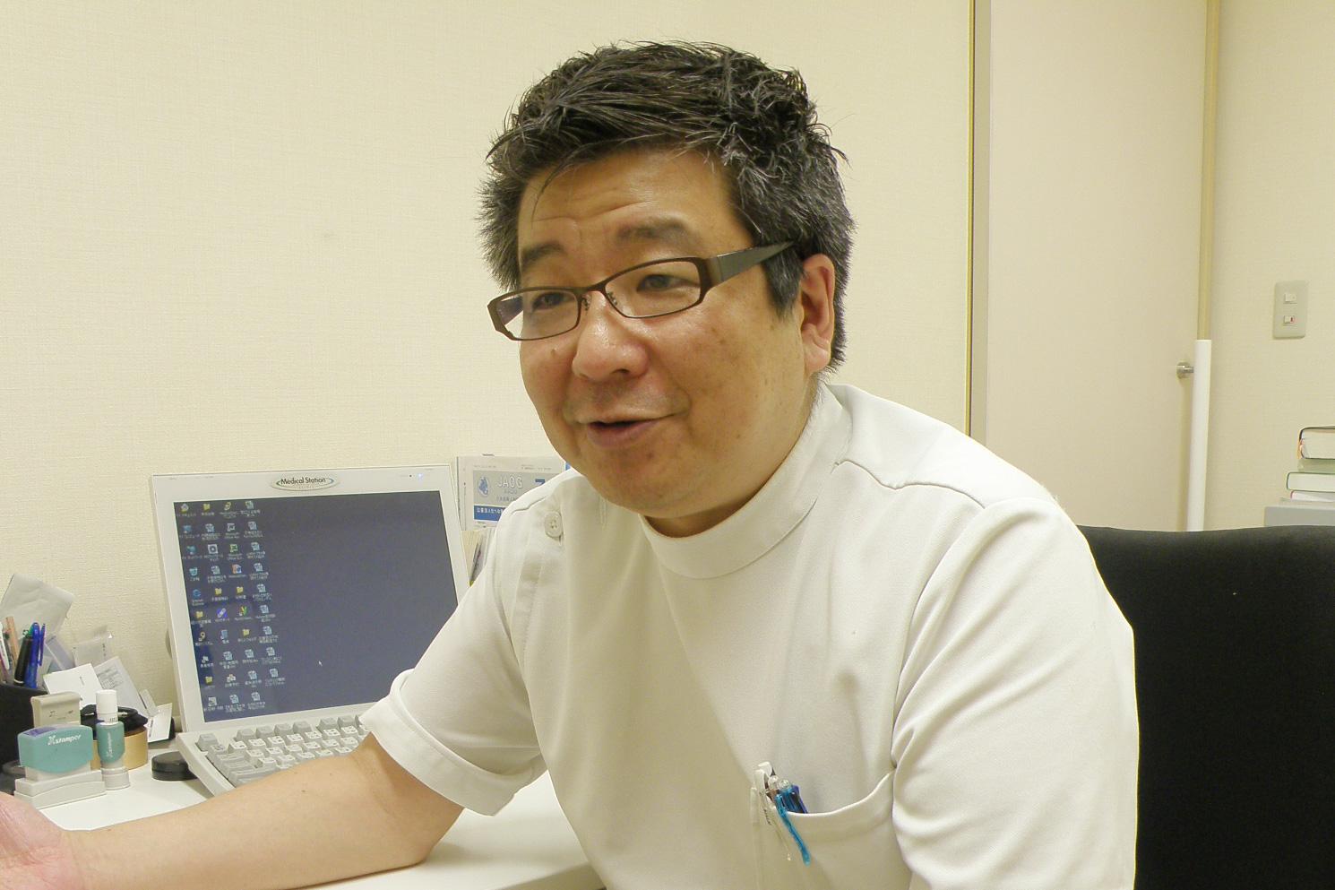 田中 彰 院長