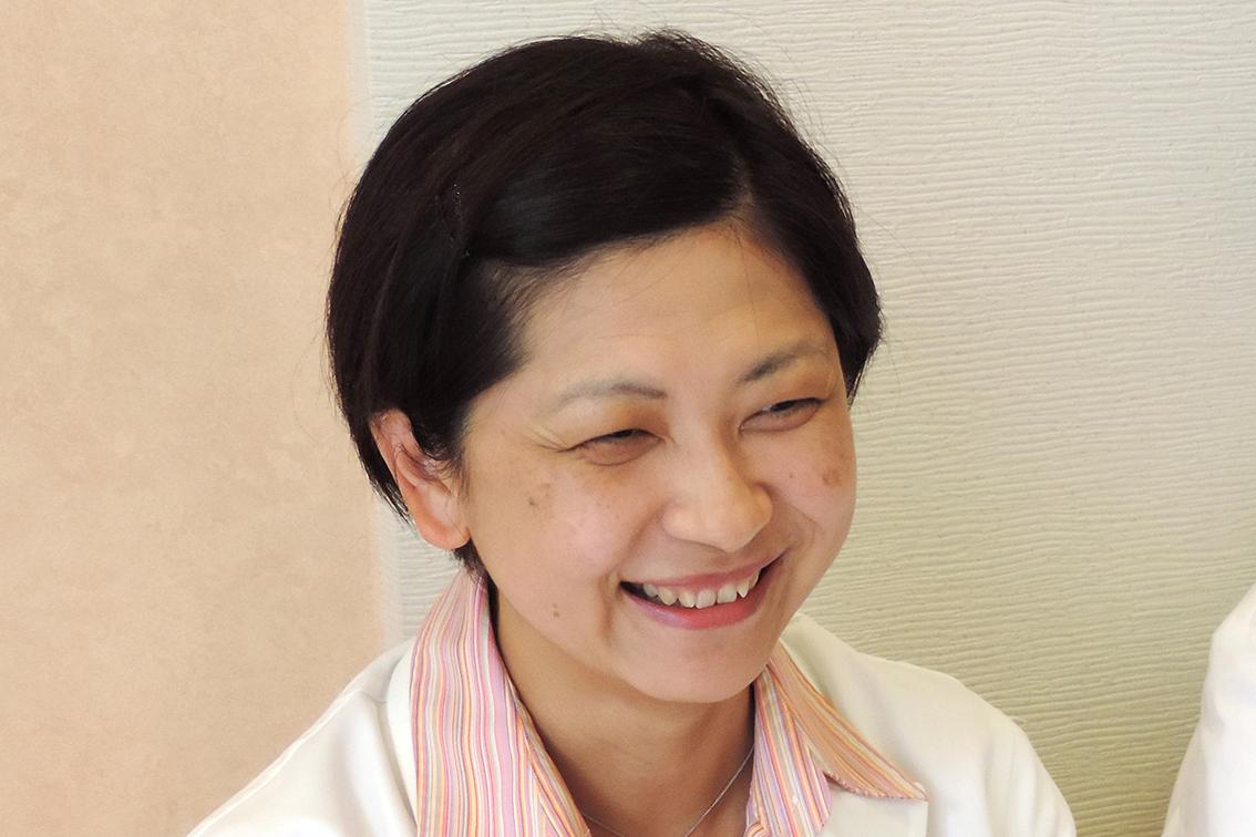 粕谷 奈都子 院長 & 健司 副院長
