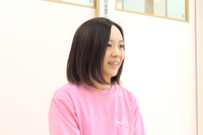 長谷川 瞳 施設長