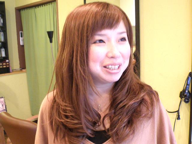hair happiness(ヘアハピネス) 北畑 真実 スタイリスト