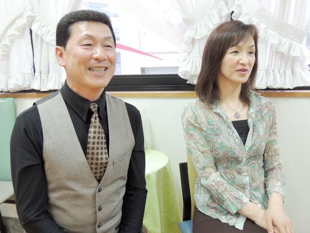 青柳ダンスアカデミー 青柳 好彦 代表 & 恵美子 先生