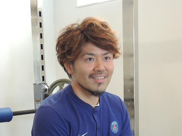小沼 裕介 代表