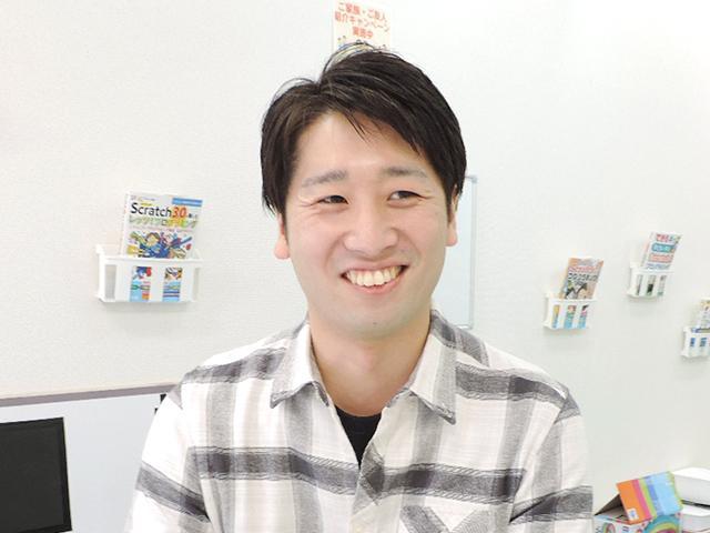 プログラミング教室ぷろせんKids 坂本 優太 代表