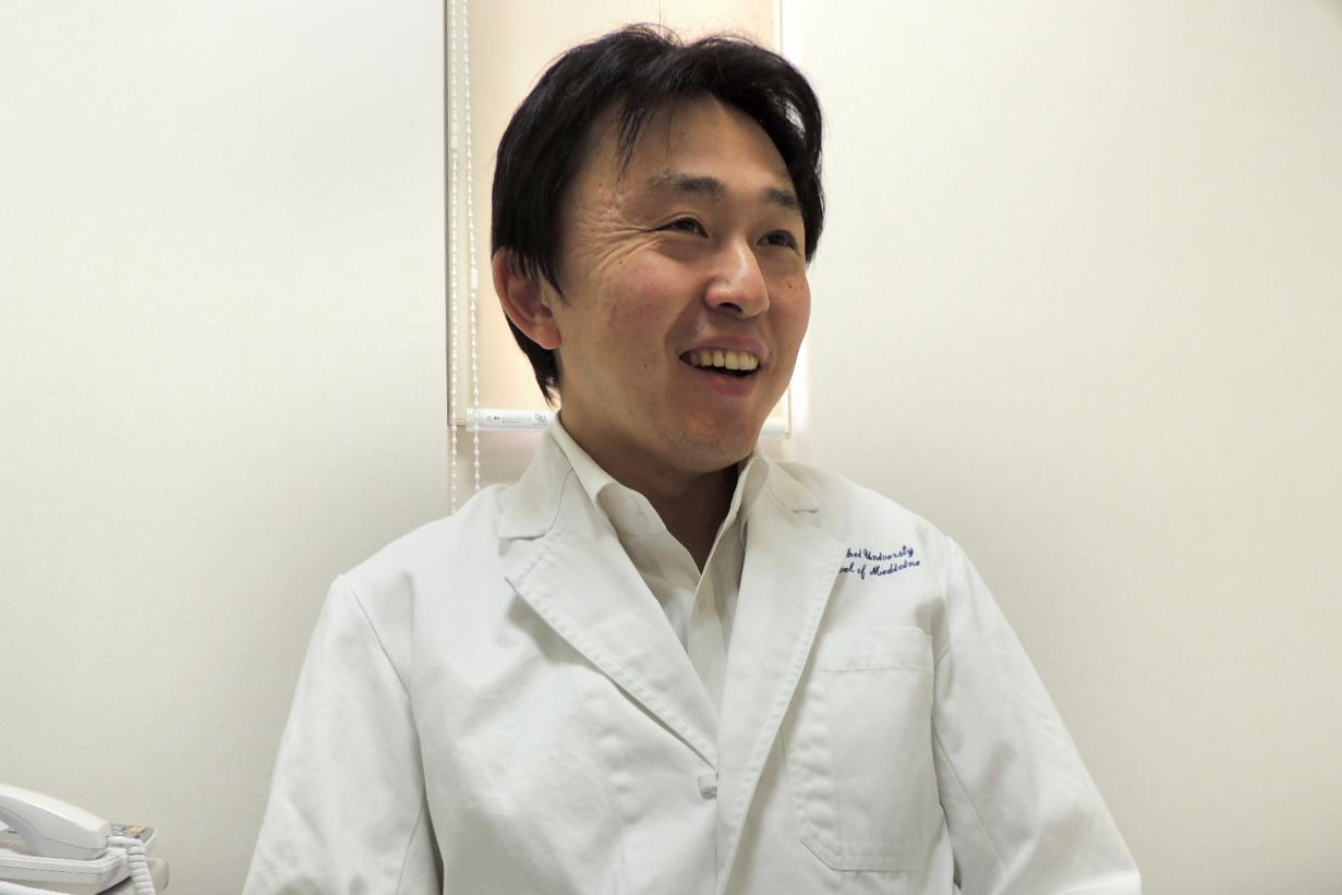 杉沢 勇人 院長