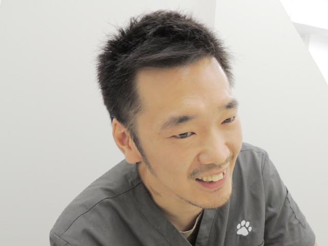 溝の口犬猫病院 佐藤 浩平 院長