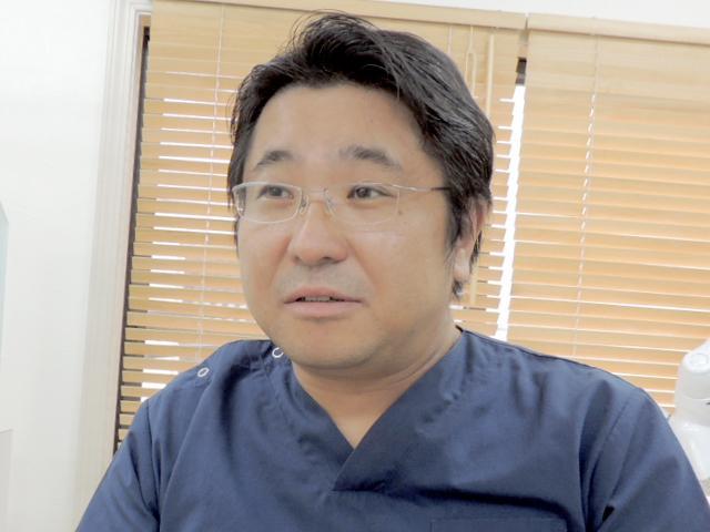 ふたこしんち駅歯科 安藤 諒 院長