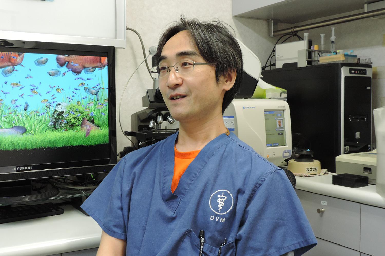 田中 大介 医院長