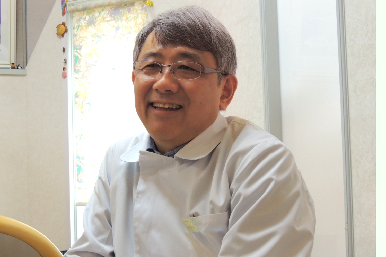 内野 篤 院長