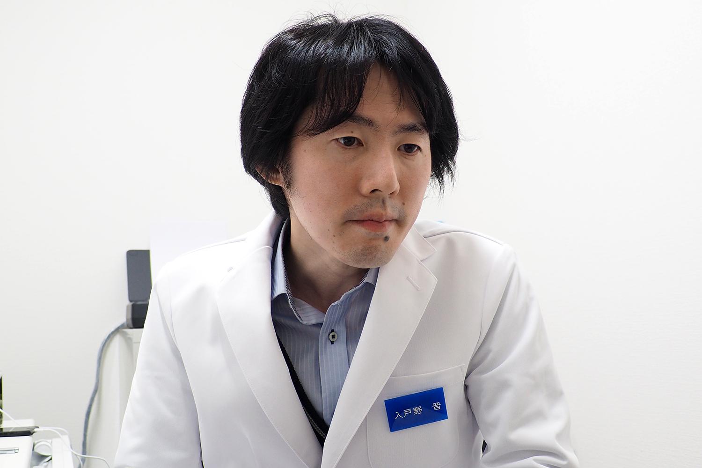 入戸野 晋 眼科医長