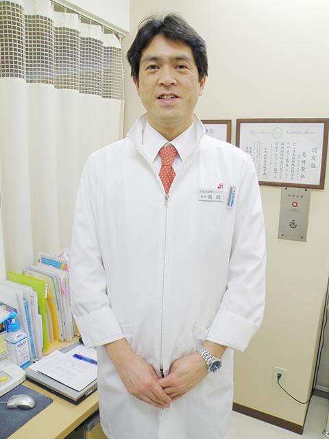 さぎぬま脳神経クリニック 島崎 賢仁 院長