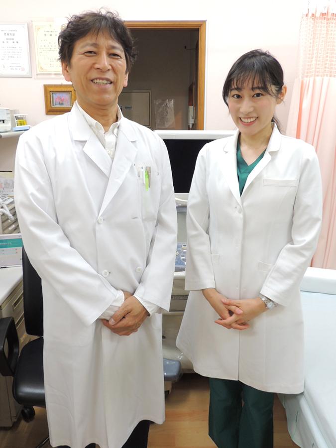 池田医院 池田 威 院長 & 美彩子 医師
