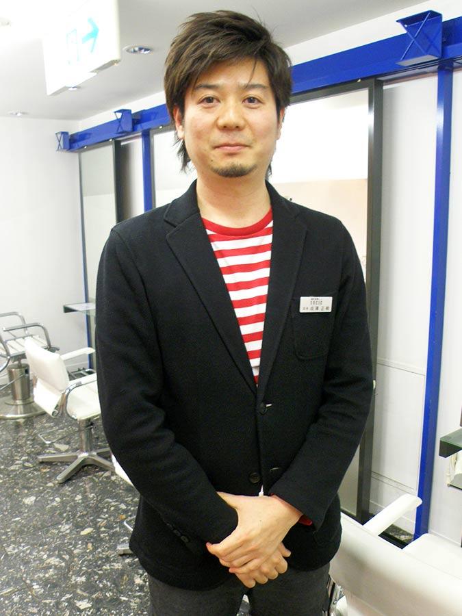 成澤 正樹 店長