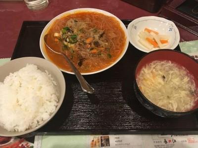 中国酒家 長江 鷺沼店