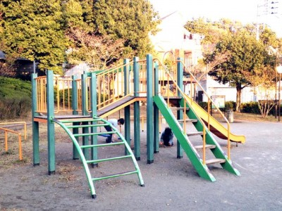 加賀原さるすべり公園
