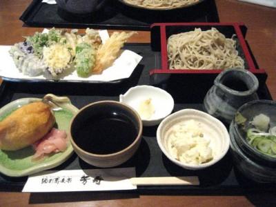 酒彩蕎麦楽『芳寿』
