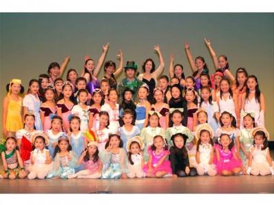 ダイアナ石山SONG&DANCEミュージカル教室