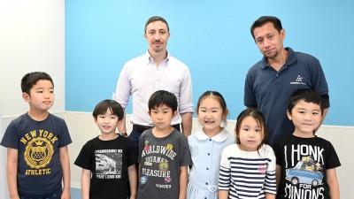 楽しみながら異文化を学ぶ…?子どもたちの様子をのぞいて来ました!