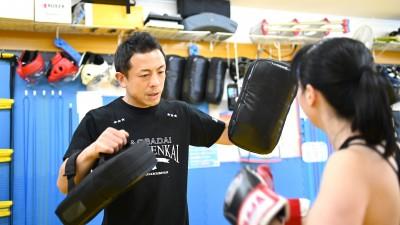 龍拳會 空手・キックボクシング