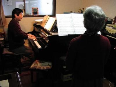 歌とピアノの教室 『土屋音楽教室』