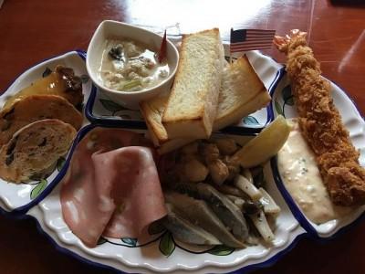 ムール貝と牡蠣専門店cozze