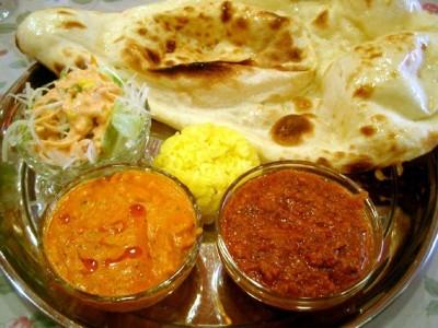 インド料理 ジャイプール