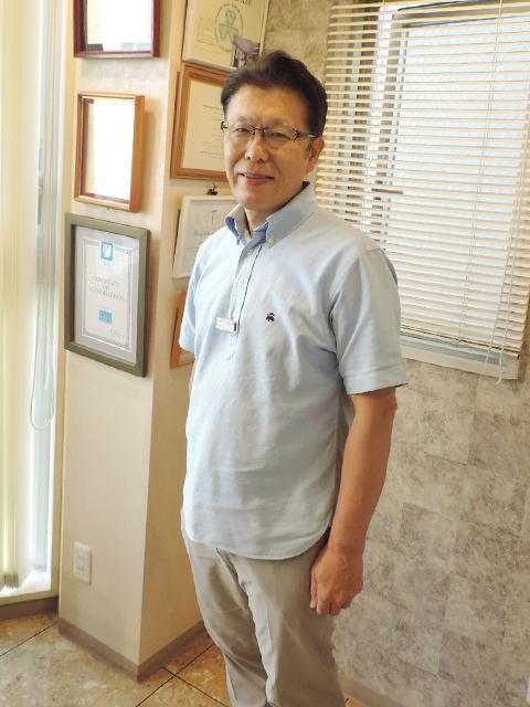 鈴木 俊和 医院長