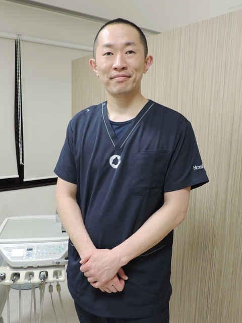 高津デンタルクリニック163 山井 裕生 院長