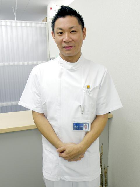 港北ニュータウン診療所 神山 一行 院長