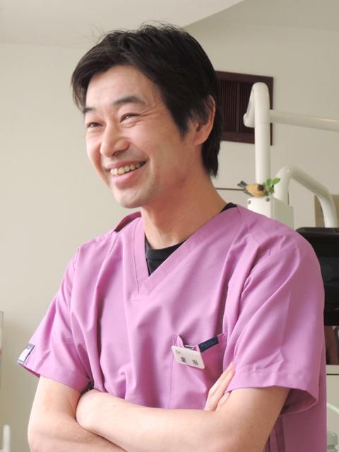 とみた矯正歯科クリニック 青葉診療所 富田 陽一 院長