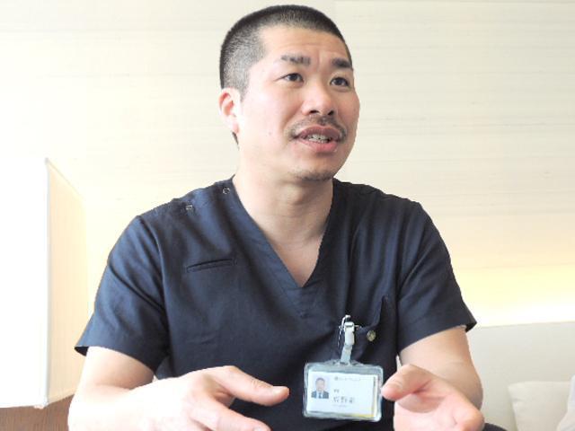 坂野院長・武田医師・大原医師