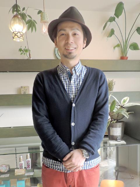 美容室アンティリーフ 須藤 孝幸 店長