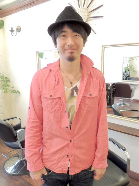美容室アナグラム 西岡 修平 スタイリスト