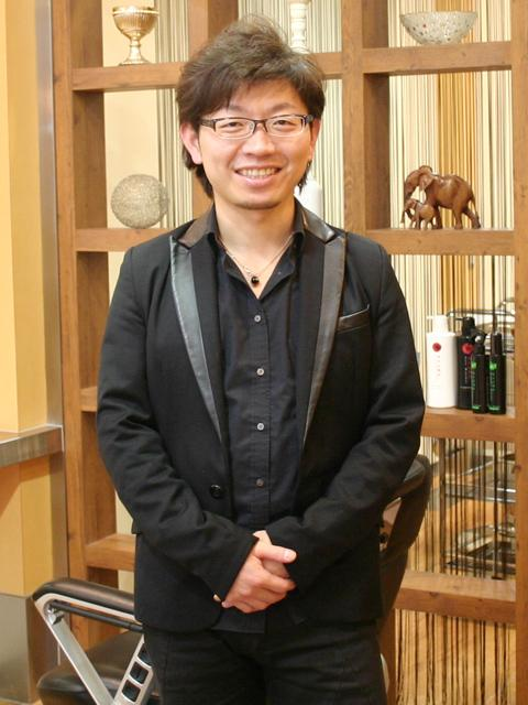 KEEN creative hair 溝の口店 倉田 和俊 代表
