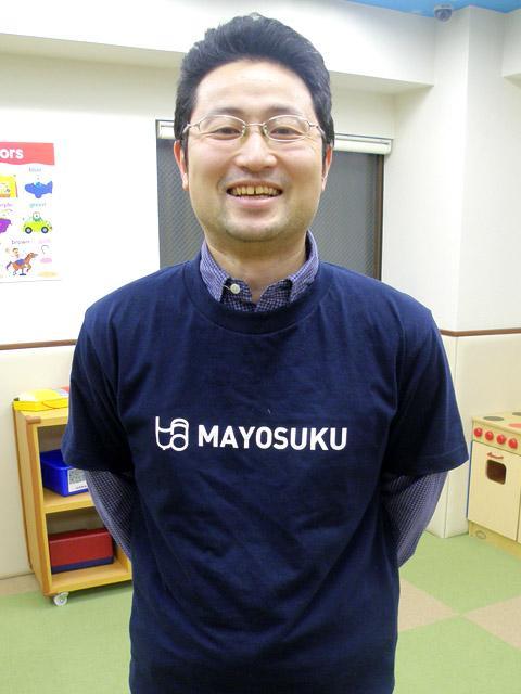 MAYOSUKU English School 川崎宮崎台校 岩間 大志 校長