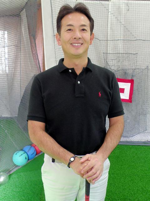ファンゴルフスクール 溝口校 松田 守功 代表
