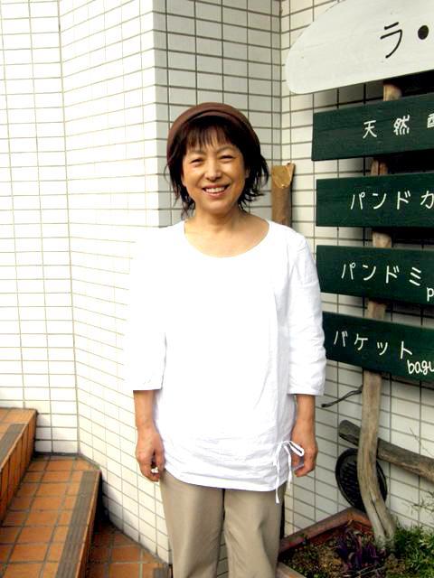 齋藤 瞳 代表