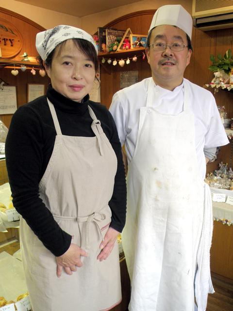村上 諭 オーナー & 由美子 さん