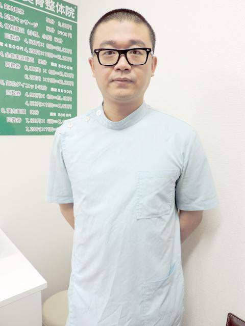 東洋美骨整体院 福田 健太 CEO