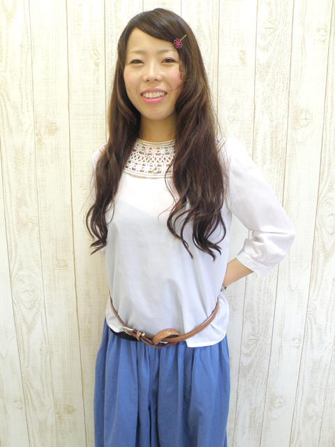 Umineko美容室 古瀬 花 オーナースタイリスト