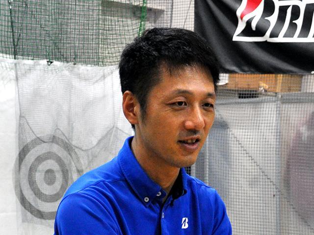藤田 勉実 ゴルフチーフ