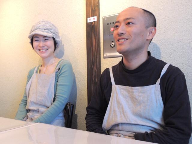 入海 オーナー & 川和田 店長