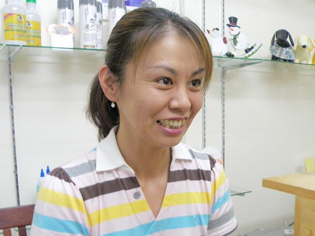 藤田 恵 さん