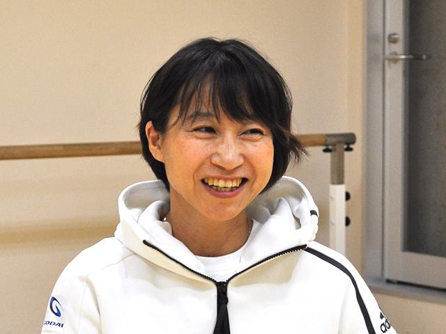 GODAI SPORTS SARADA 神谷 利枝 チーフ